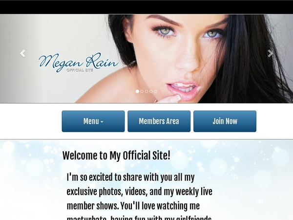 Megan Rain Xxx Video